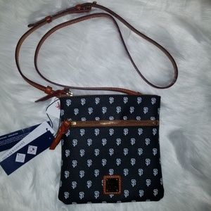 Dooney & Bourke SF GIANTS Crossbody NWT